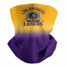 Los Angeles 2020 Basketball Champs Seamless Face Cover Bandanas Breathable Mouth Cover for Dust Outdoors Sports for NBA Team Los Angeles Lakers face cover